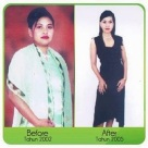 Cara menurunkan berat badan alami